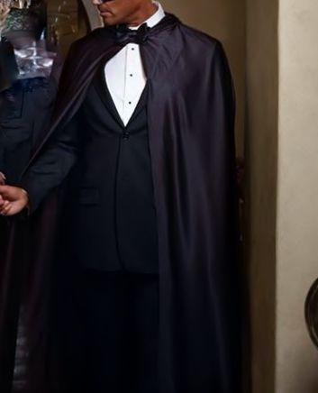 Tuxedo And Cape Menswear Tuxedo Cape Menwear Tuxedo For Men Luxury Outfits Menswear