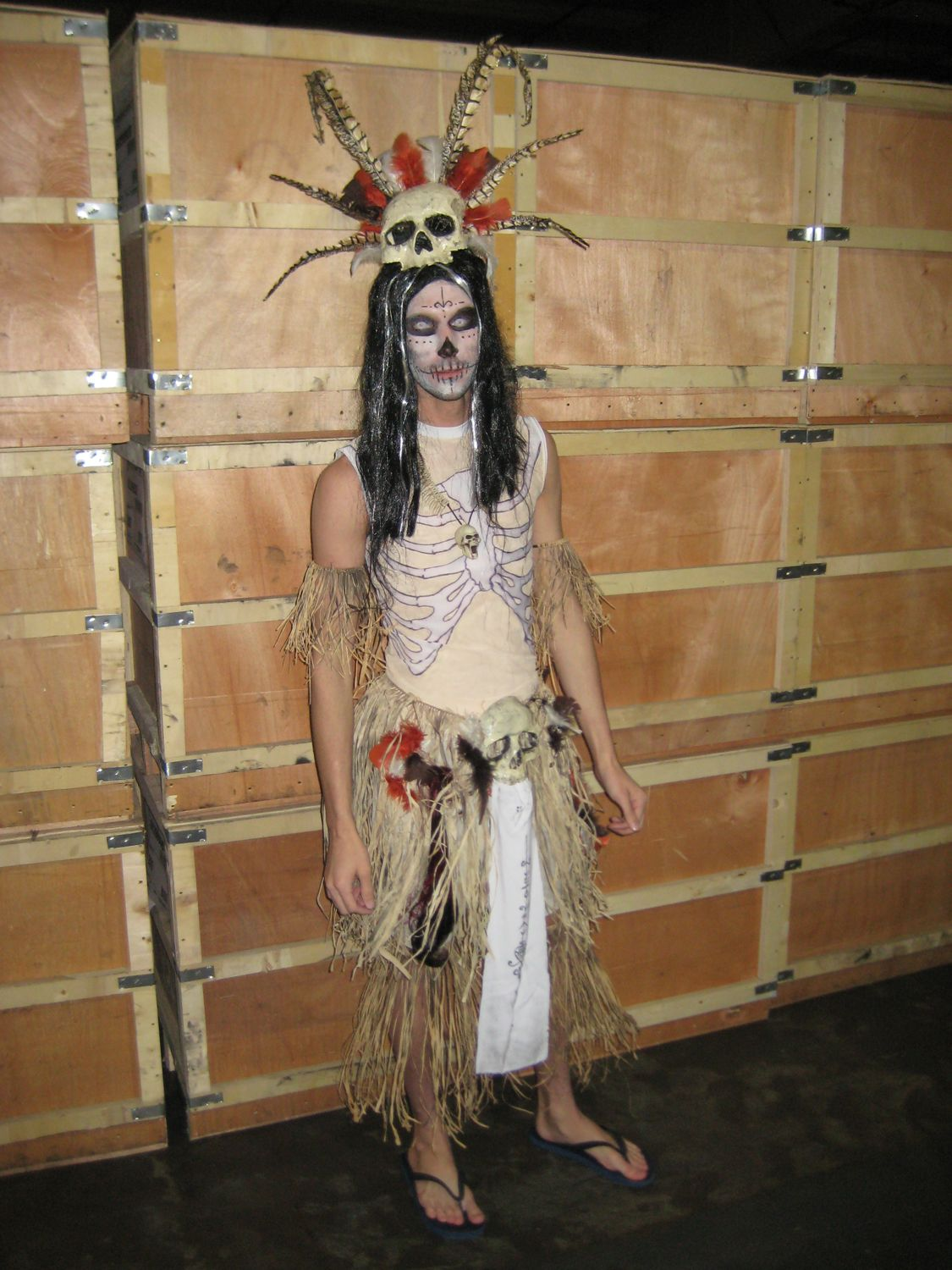 witch doctor costume ideas - Google Search | Halloween costumes ...