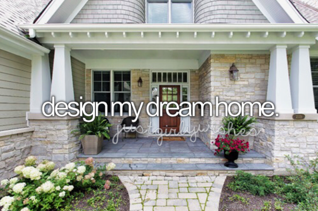 Design My Dream Home.