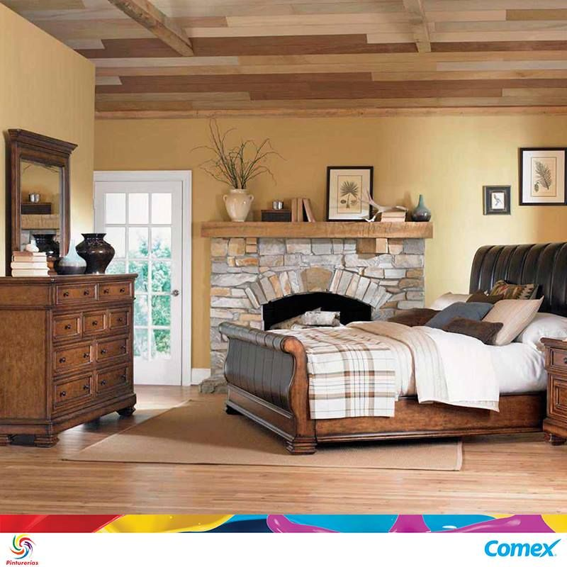 El Marrón Es Un Color Ideal Para Cualquier Entorno Pues Proporciona Ambiente Sano Y Colors For Bedroomsbedroom Colorsbedroom