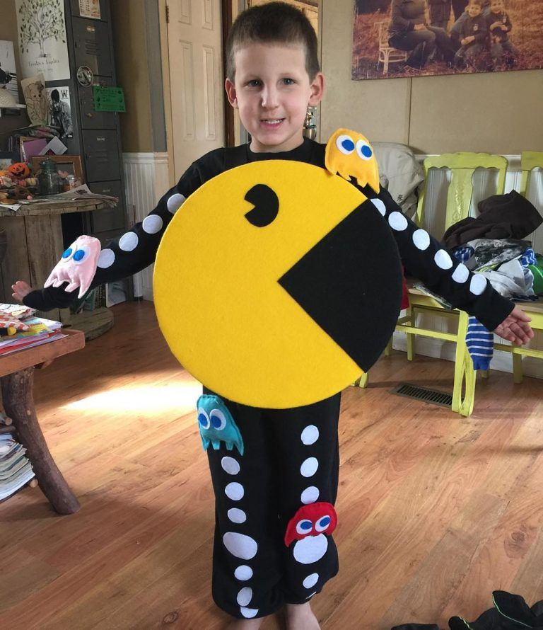 85+ Attractive DIY Halloween Costumes To Make You Stand
