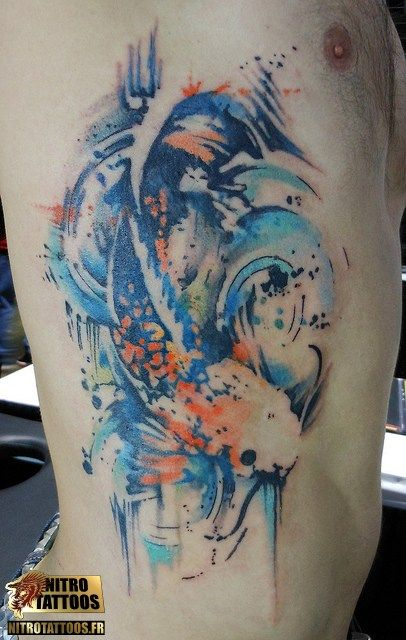 Tatouage Homme Carpe Koi Pisces Tattoos Gaming Tattoo Koi