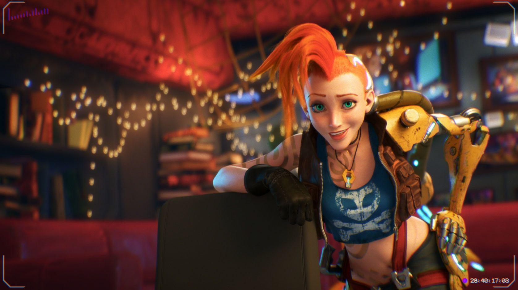 Artstation League Of Legends Odyssey Trailer Frankie Derosa