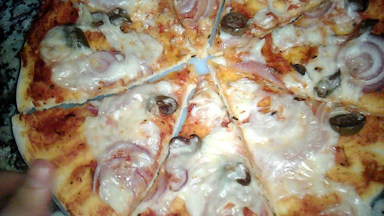 How To Prepare Pizza كيفية تحضير البيتزا How To Prepare Pizza Pizza Food