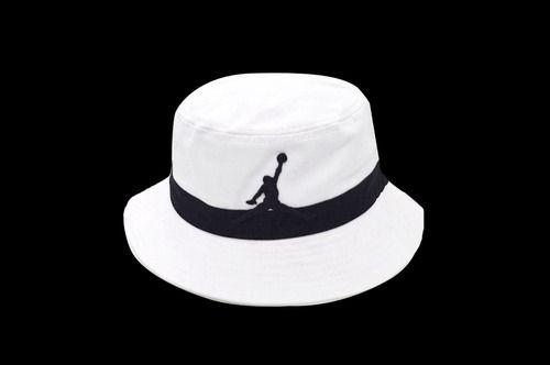 f235bb68f656 Air Jordan Unisex Bucket Hat Classic Fisherman Outdoor Cap