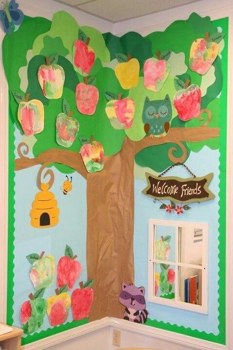 Preschool Sunday School Bulletin Boards | Pinned by Lisbeth de Pena
