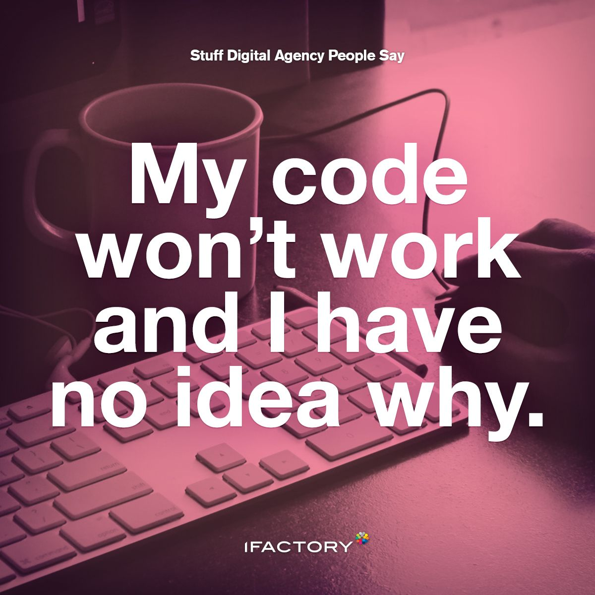 My code won't work and I have no idea why