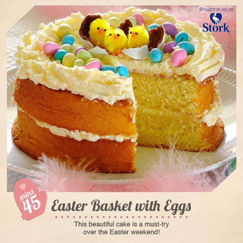 Easter Cakes Stork
