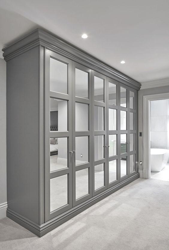 Photo of 6 Door Wardrobe – Luxury Designed & Fitted Wardrobe In London Home