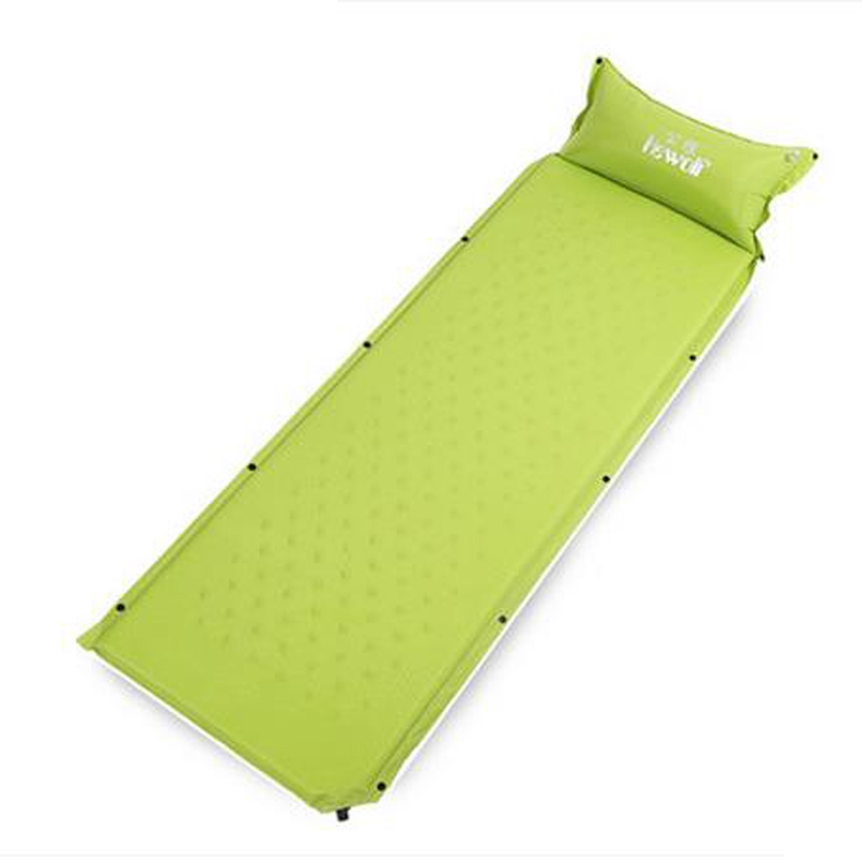 58.97$  Buy now - http://aliehn.worldwells.pw/go.php?t=32712666431 - Automatic blow-up lilo/camping mat/outdoor cushions/single widening thickening tent dampproof mat/beach mat/130810