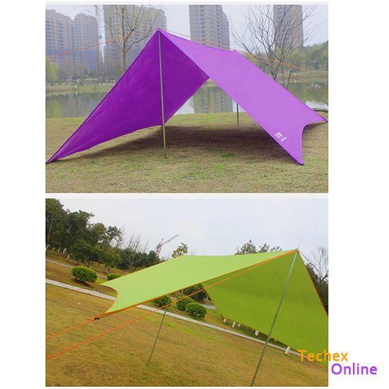 Details about Portable Tent Shelter Sun Shade Outdoor C&ing Beach Picnic Pad Cushion Canopy  sc 1 st  Pinterest & Details about Portable Tent Shelter Sun Shade Outdoor Camping ...