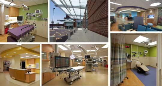 Hurley Medical Center Flint, MI #grangerconstruction