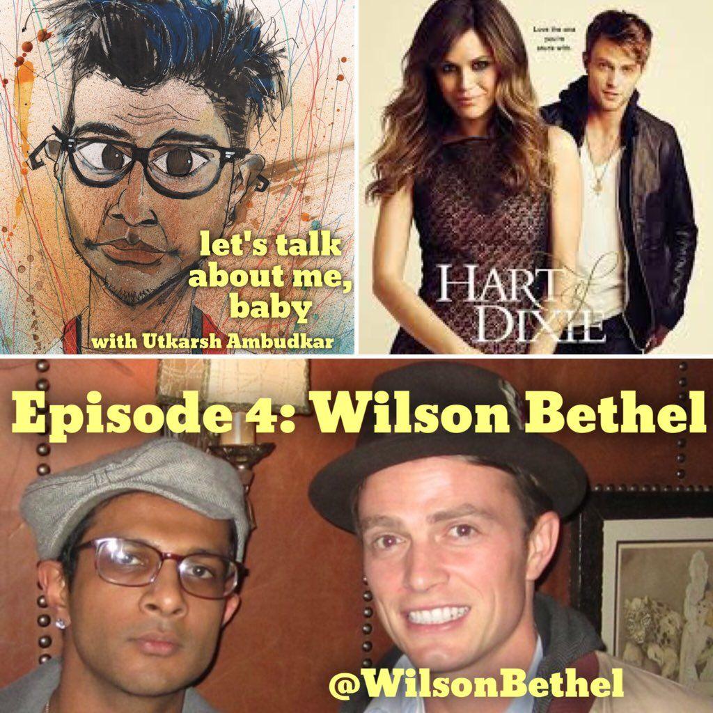 Utkarsh Ambudkar On Twitter Utkarsh Ambudkar Let Them Talk Wilson Bethel