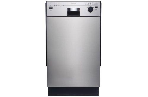 Edgestar Bidw1801ss 18 Inch Stainless Steel Built In Dishwasher