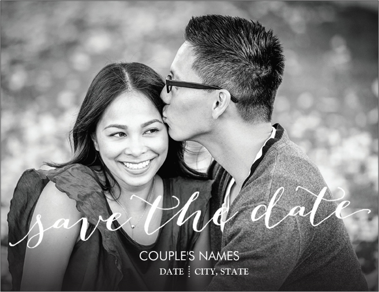 Save the Date Save the date invitations, Wedding