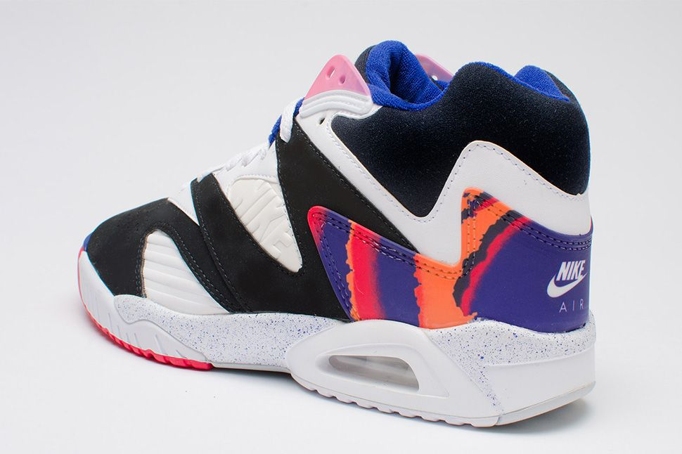 best sneakers 9cf98 b347c Andre Agassis Nike Air Tech Challenge IV to Return in OG Colors - EU  Kicks Sneaker Magazine