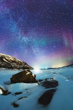 snow landscape upload night galaxy stars northern lights colors milky way aurora borealis vertical astro & snow landscape upload night galaxy stars northern lights colors ...