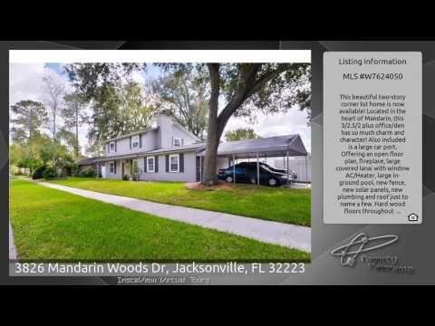 3826 Mandarin Woods Dr, Jacksonville, FL 32223 -   - indeed jacksonville fl