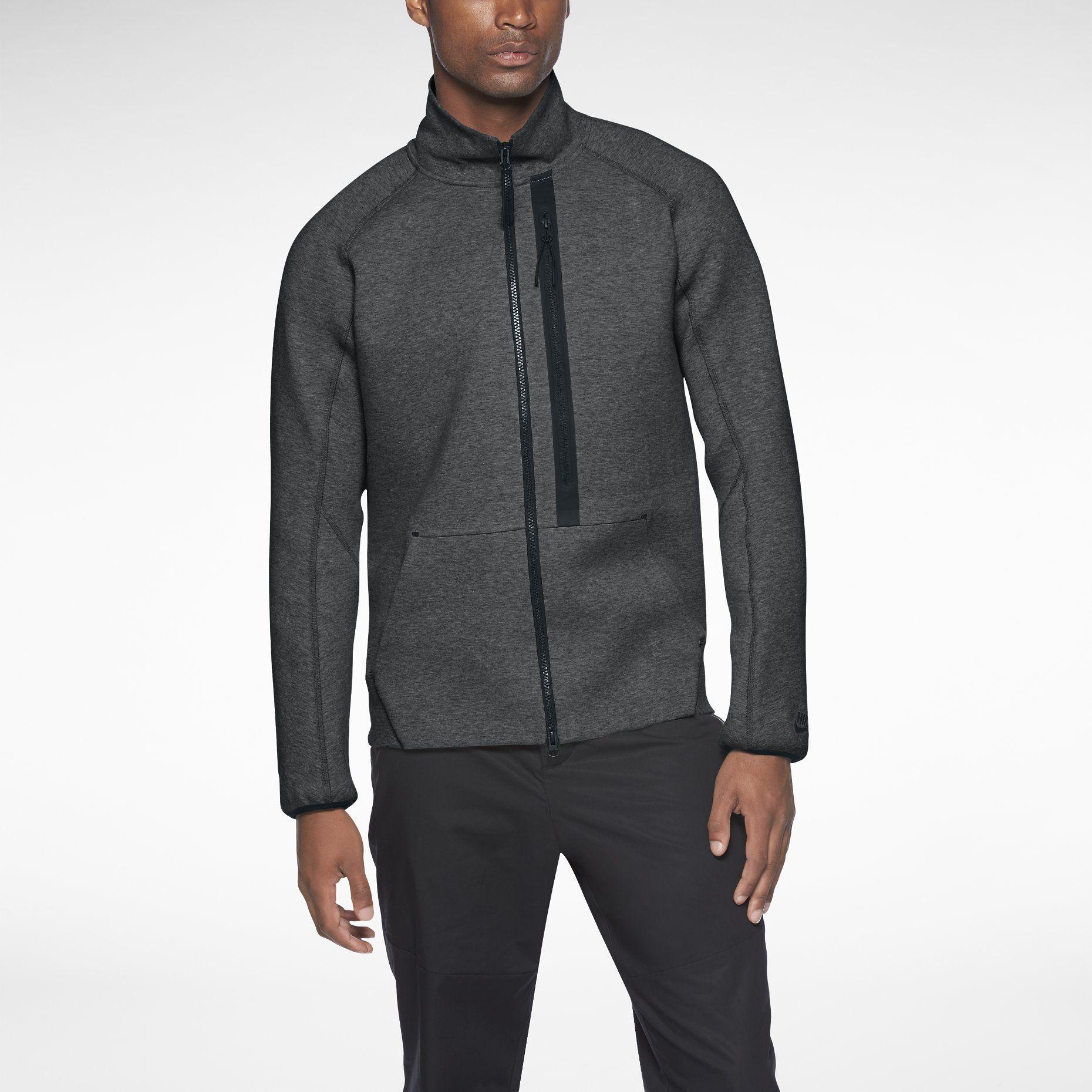Nike store nike tech fleece n menus track jacket menus fitness