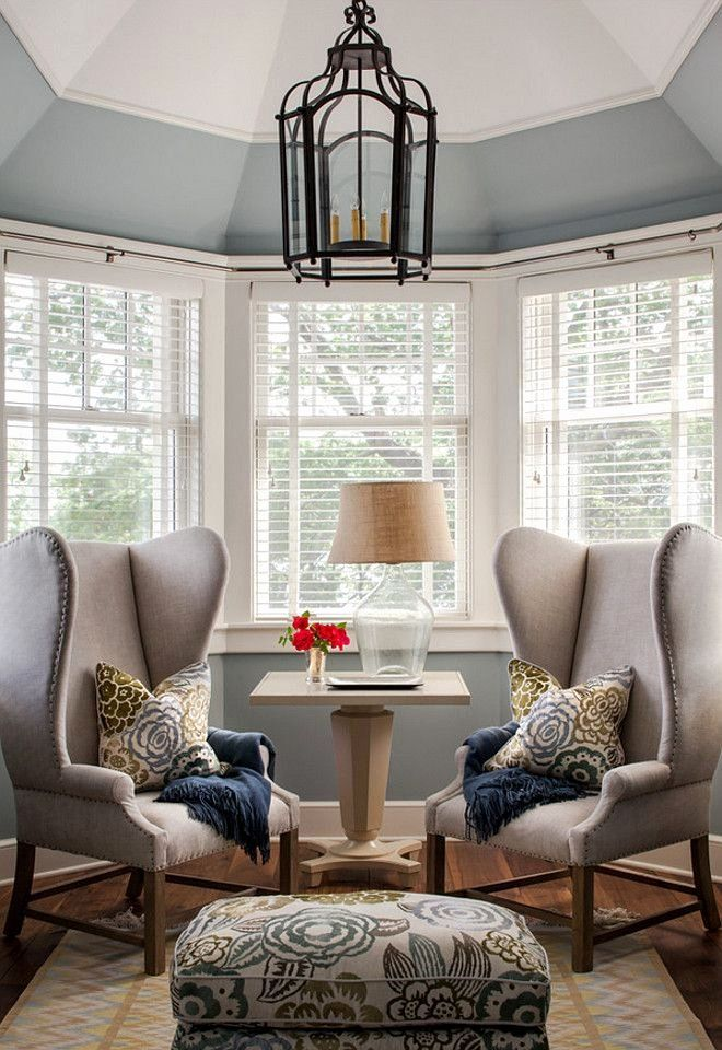 √ 23 Living Room with Bay Window Idea in 2020 | Bay window ...