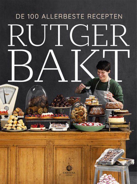 Recensie : Rutger bakt de 100 allerbeste recepten