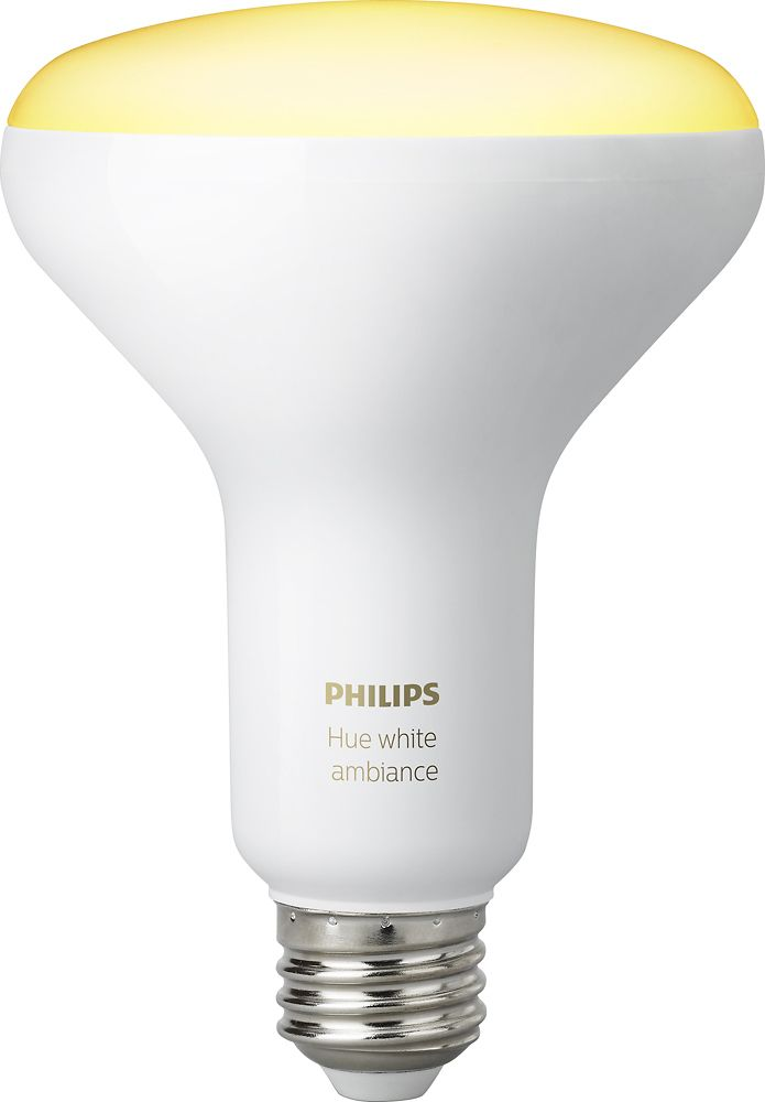 Philips Hue White Ambiance BR30 (2 Pack) Adjustable