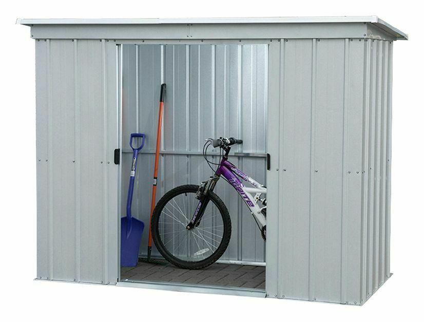 Metal Shed 6x4 In 2020 Garden Storage Shed Metal Shed Garden Storage
