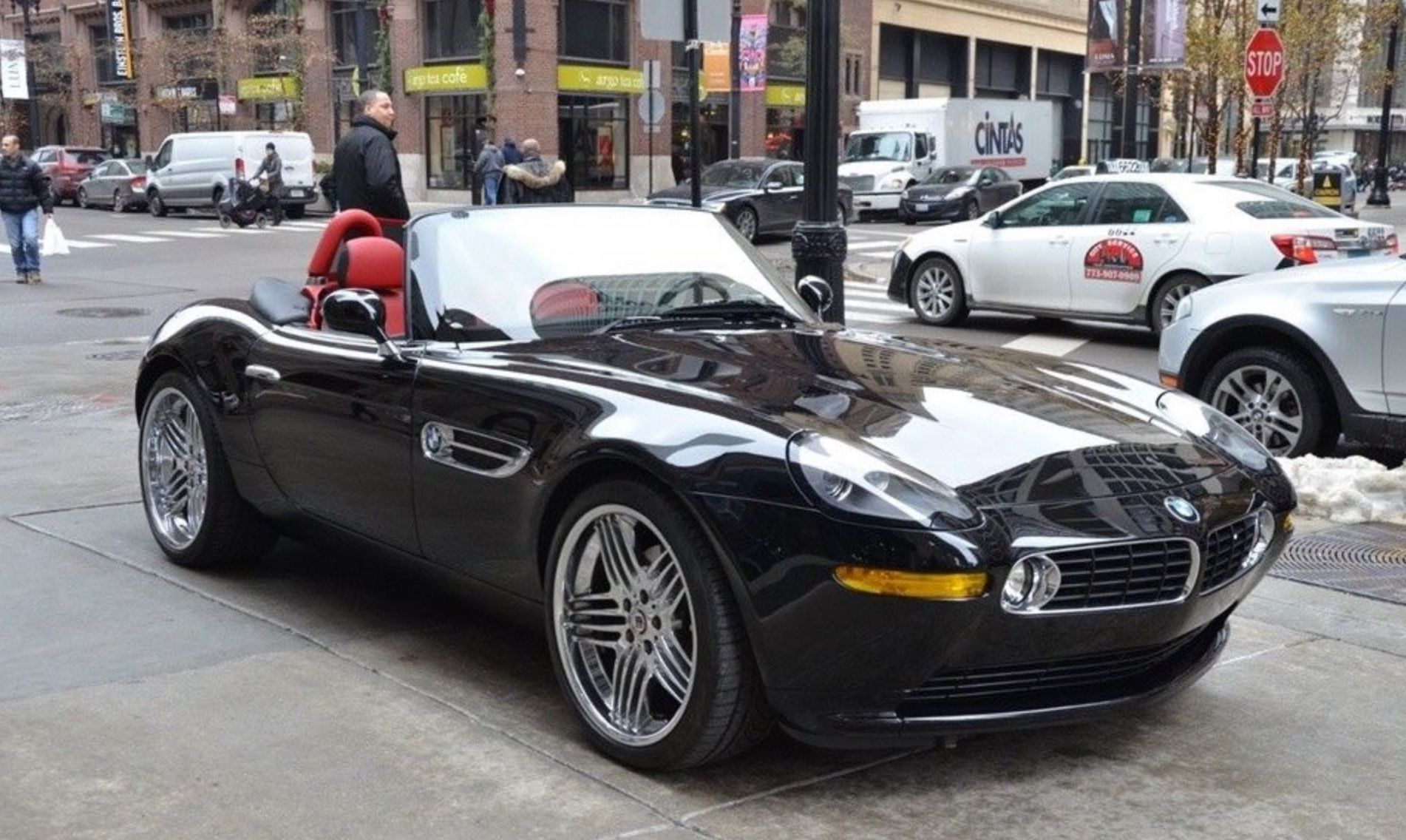 Another one of my \'dream\' cars. It\'s a BMW Z8. Last ones were made ...