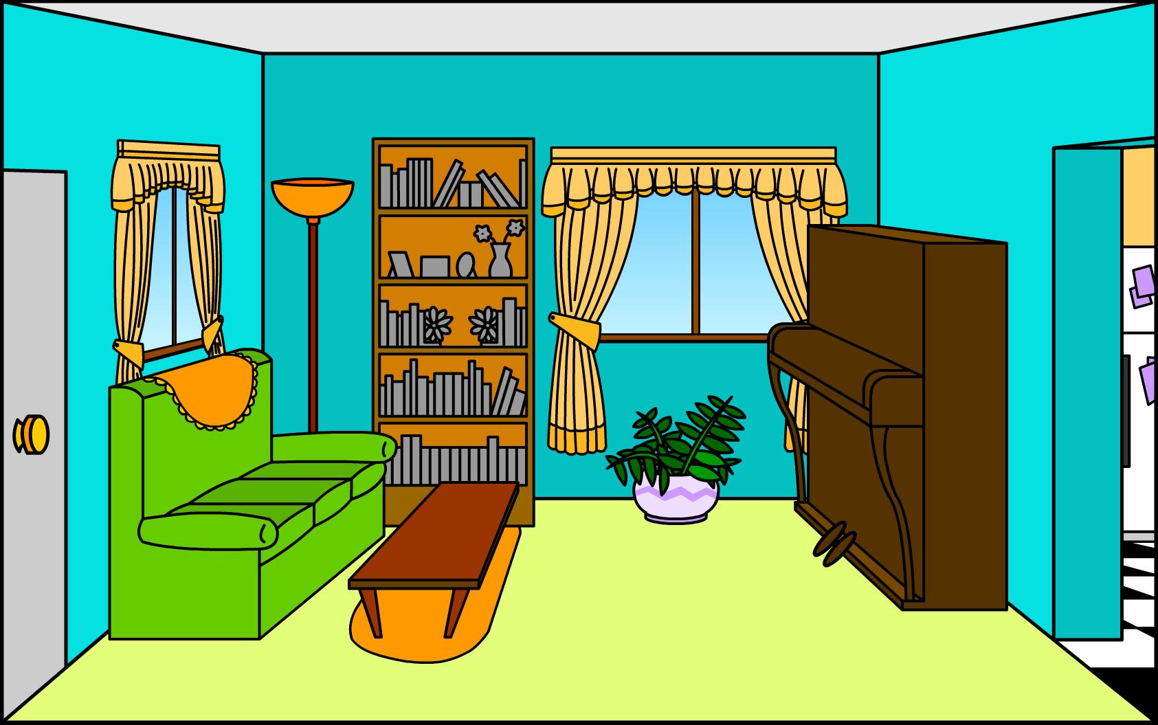 Tv Room Best Layout Room Living Room Clipart Tv Room Clip Art