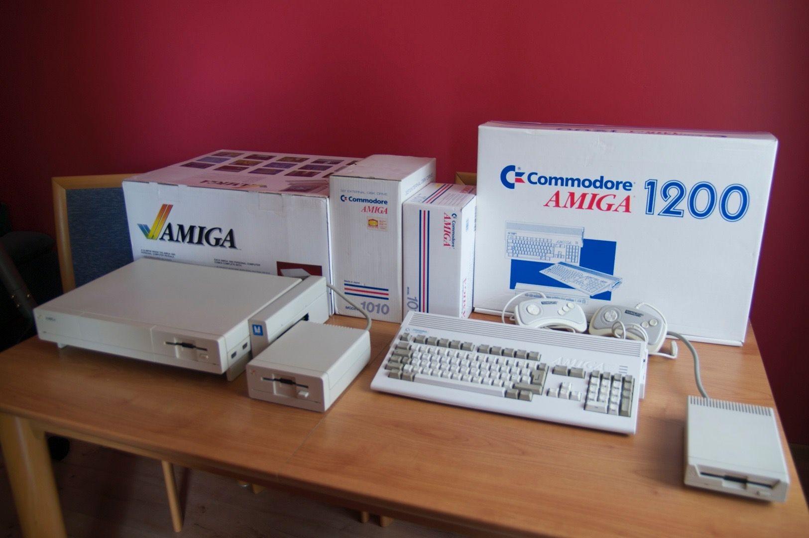 Commodore Amiga | Commodore & Amiga in 2019 | Gaming