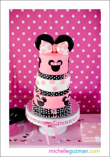 """Oh if i had another little girl Photo 1 of 50: Minnie Mouse / Birthday """"Minnie Mouse 2nd Birthday""""   Catch My Party"""