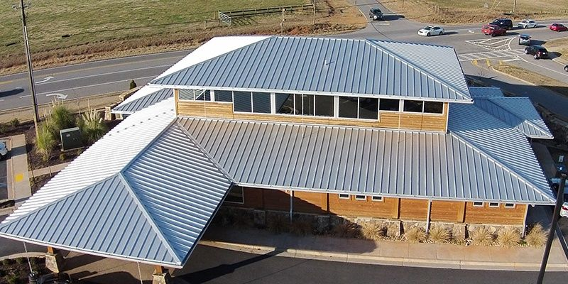 Best Metal Roofing Design Fabrication And Install 建築 400 x 300