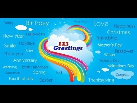 Ecards Birthday Wishes More