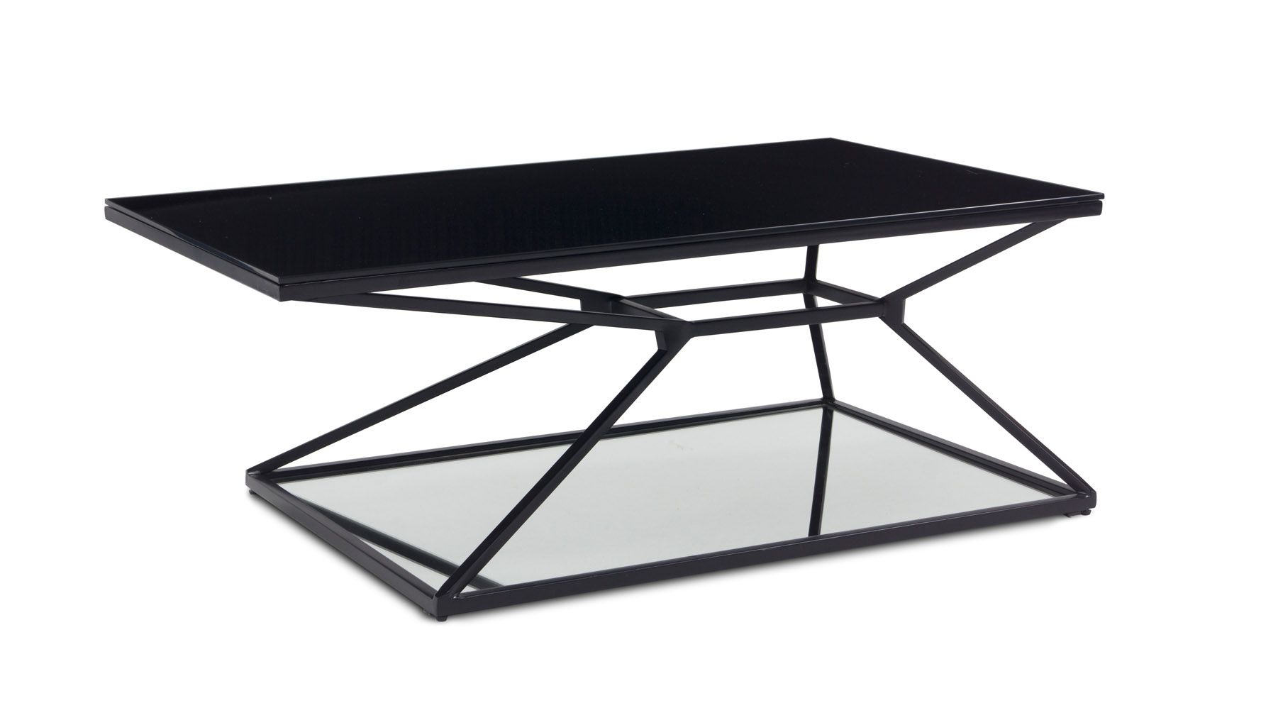 Wedge Coffee Table Steel Coffee Table Table Cocktail Tables