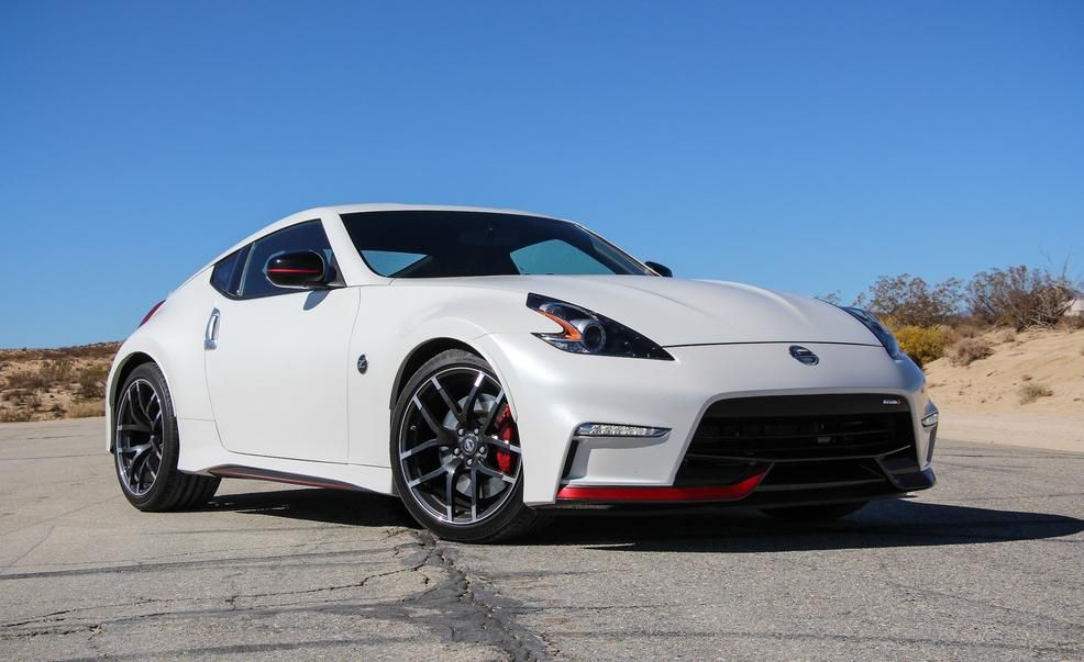 2015 Nissan 370Z NISMO Automatic Pictures   Nissan 370z ...