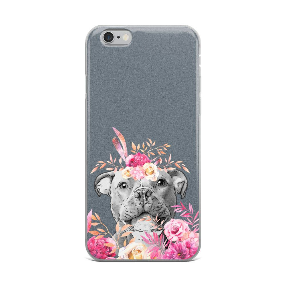 Staffordshire Bull Terrier iPhone Case Staffie iPhone