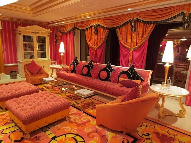 Inside The $24,000 A Night Royal Suite At The Burj Al Arab, Dubai .