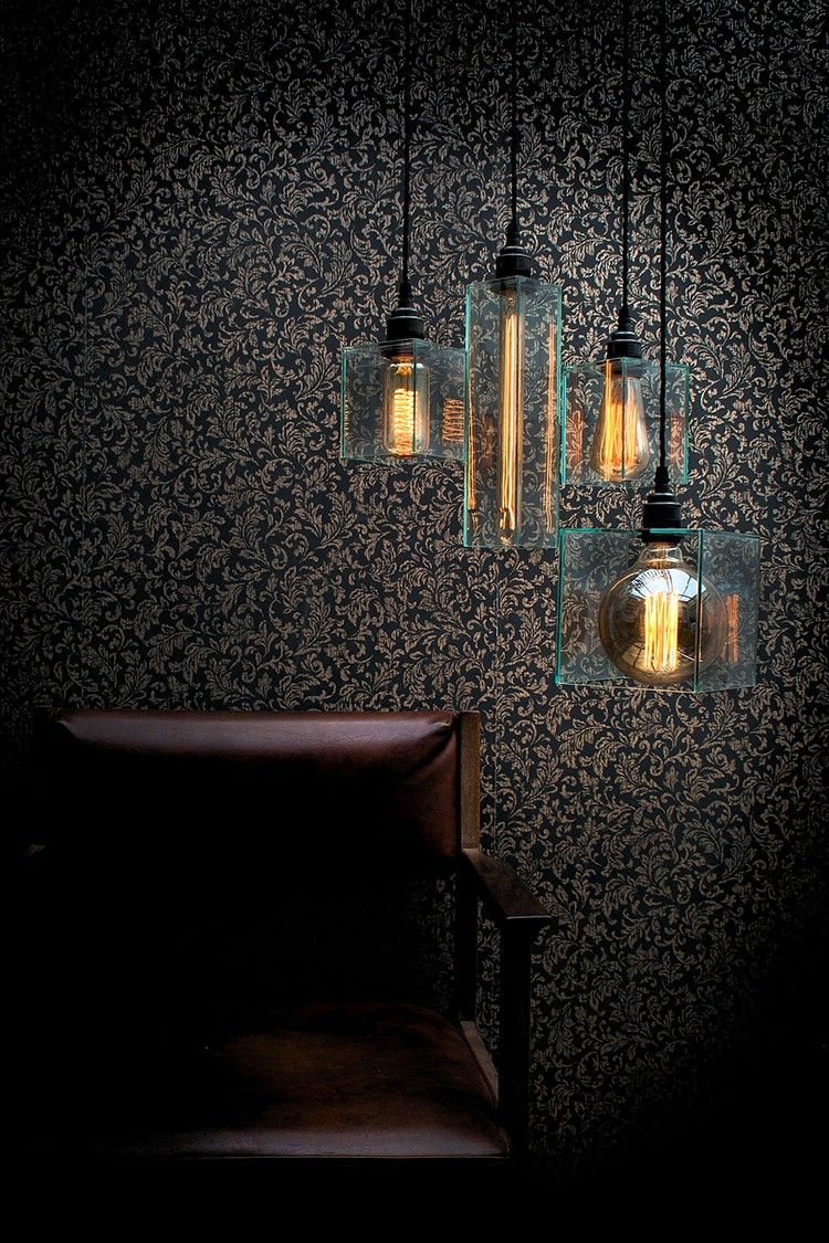 The Light Yard Alchemist Collection Incandescent Cer Lighting Design