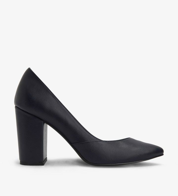 9627a073175 I must have these! Love the heel height and shape. Chunky heels are just so  comfortable. Matt   Nat Jolicoeur - Ink