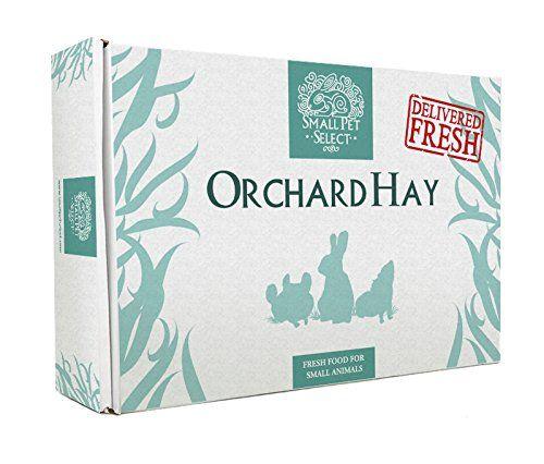 Small Pet Select Orchard Grass Hay Pet Food Chinchilla Food