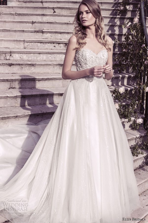 Get the London Wedding Look with Ellis Bridals — Sponsor Highlight ...