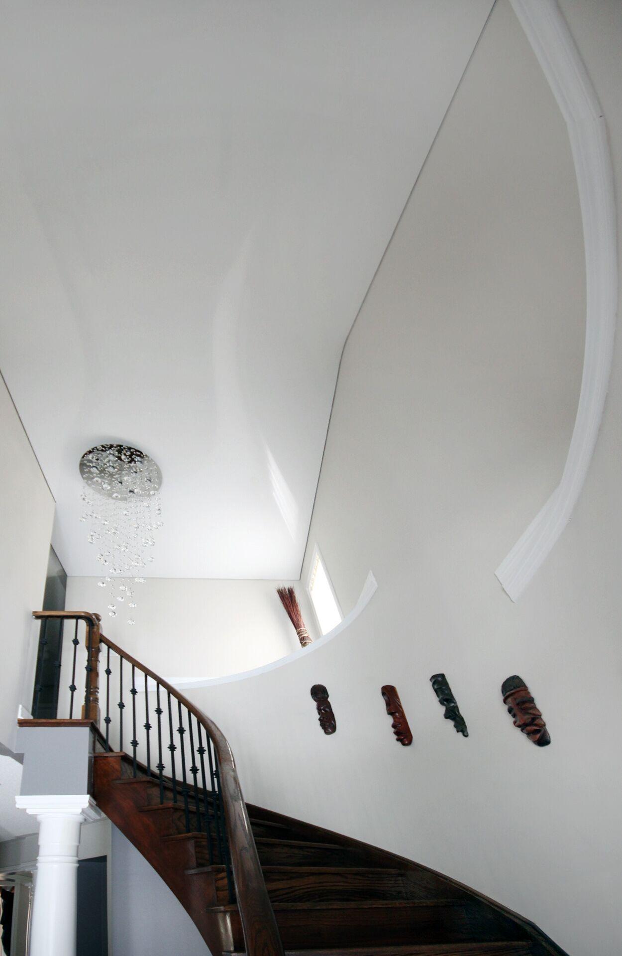 How to make a stretch ceiling