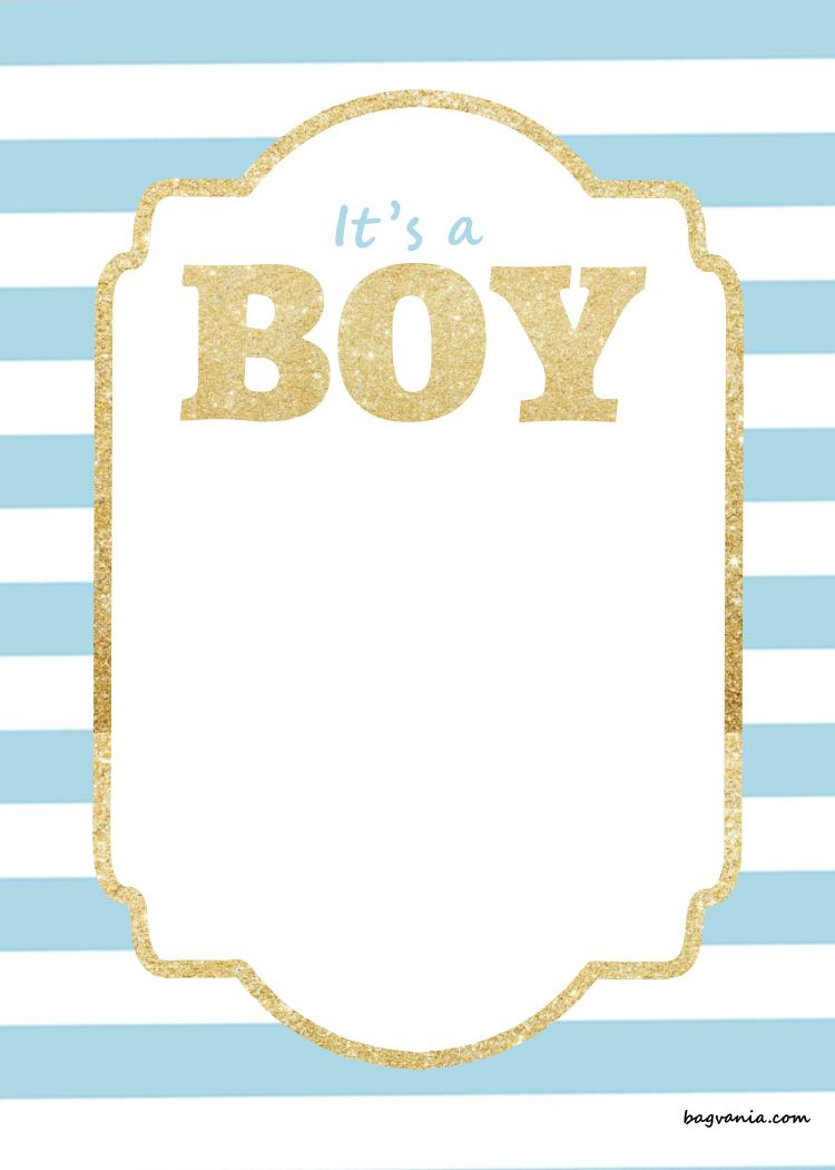 Awesome FREE Printable Disney Baby Shower Invitations | Free ...