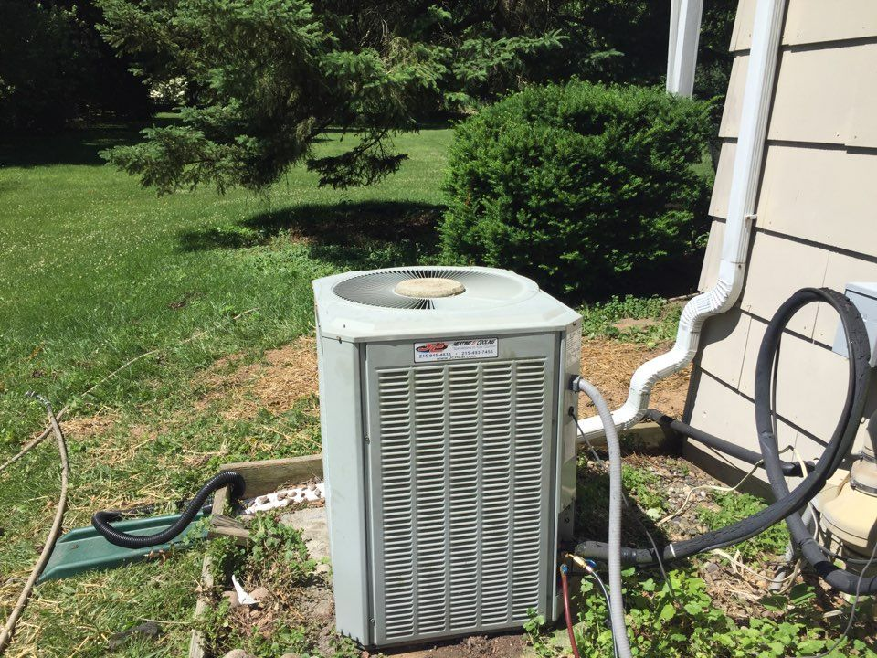 Ac Check And Our 22 Refrigerant Added To A Trane Ttr048c100ar