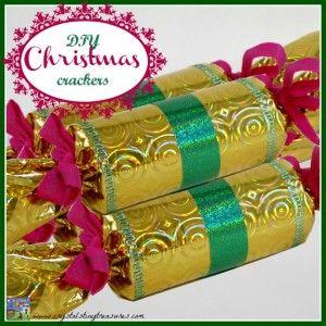 Frugal Gift Idea: DIY Christmas Crackers