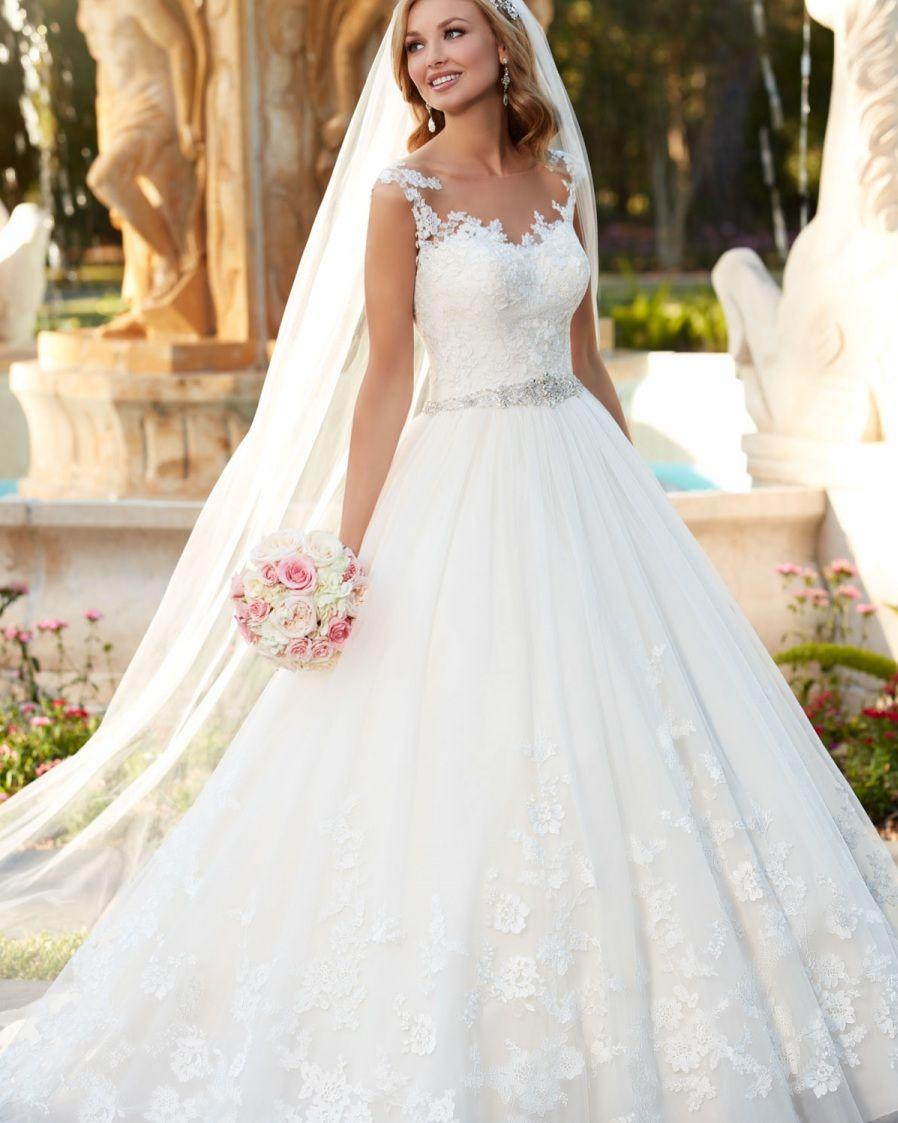 Günstige Vestido De Noiva Brautkleid Rustikale Vintage Spitze Weißes ...