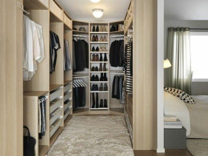Beste Ankleide Idee Hinter Dem Bett Einrichtungsideen