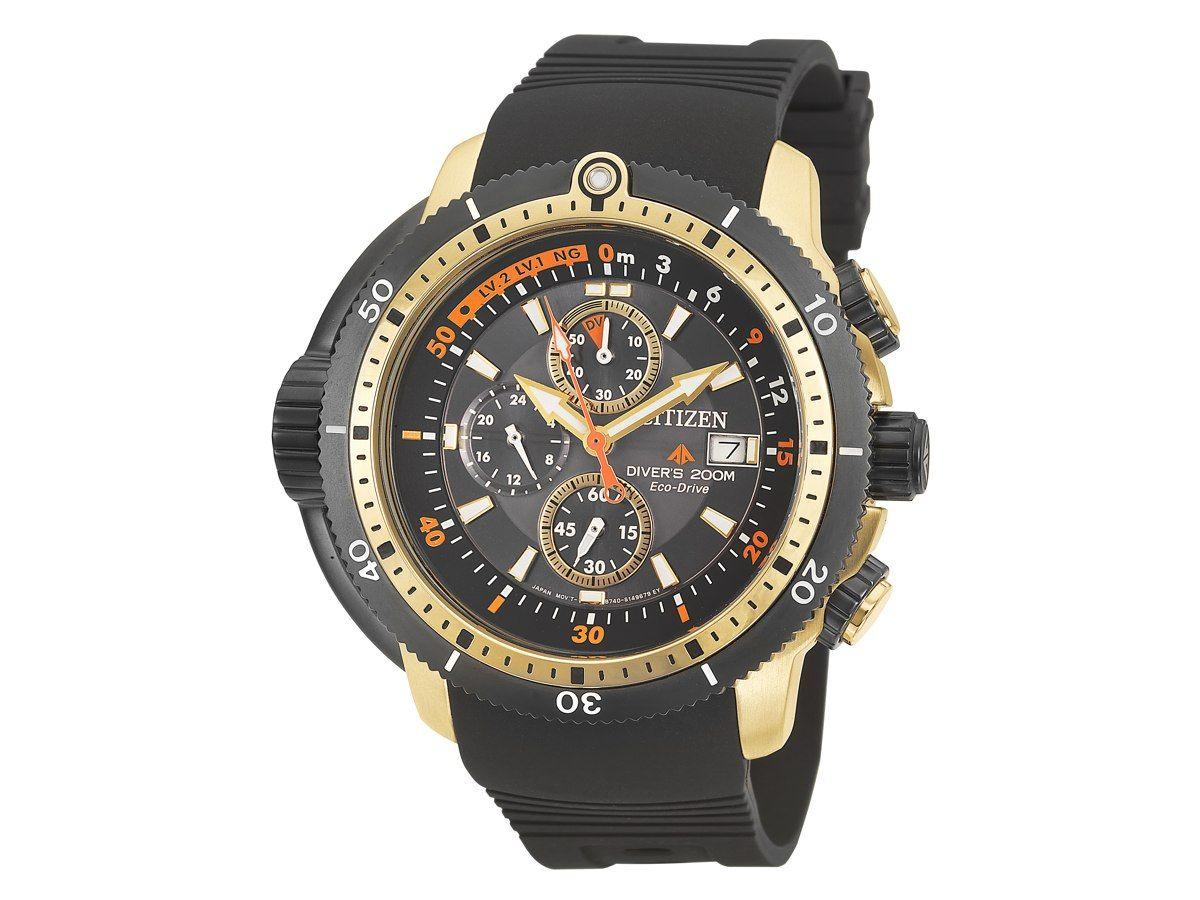 345cb6dd3a5 Relógio de Pulso ProMaster Água TZ30722J - Citizen Relógios