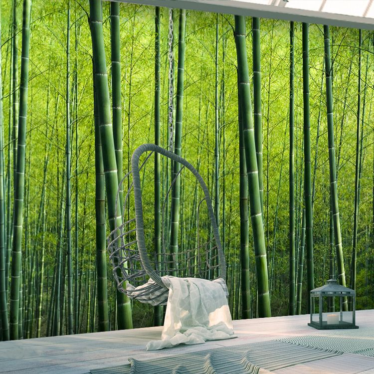 Photo Wallpaper 3D Bamboo Forest Wallpaper Bedroom Guest Room Hotel Theme  Restaurant Movie Theater Leisure Bar Wallpaper Mural In Wallpapers From  Home ...