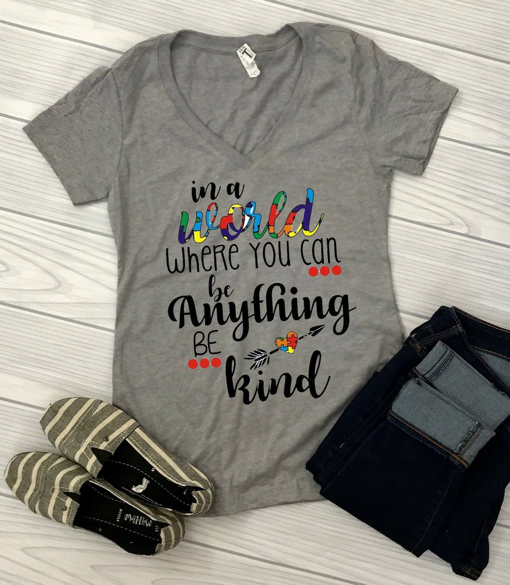 Autism Shirts Be Kind Awareness Svg Speaks T Heart Printed Circuit Board Tshirts Unisex Triblend Tshirt Excited To Share The Latest Addition My Etsy Shop Iron On Transfer Puzzle Piece Boys And Girls Shirt Transferbe